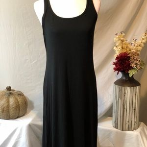 Old Navy, Black, Maxi Dress